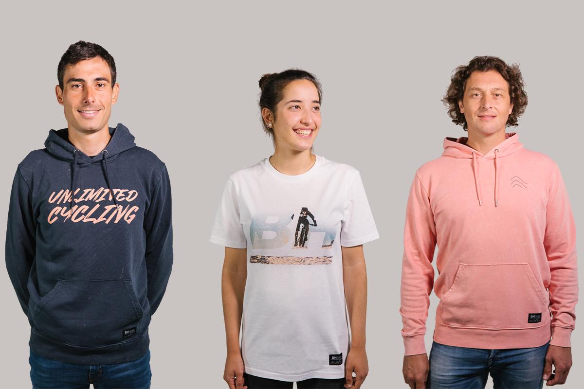 """Nueva colección de ropa casual de BH """"The After Riding Series"""""""