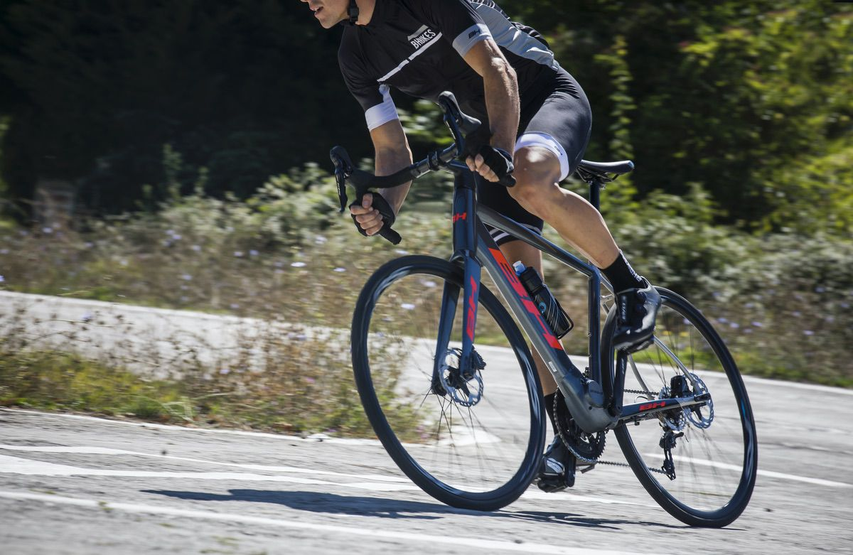 BH Core: Una e-bike de carretera y gravel con 115 km de autonomía
