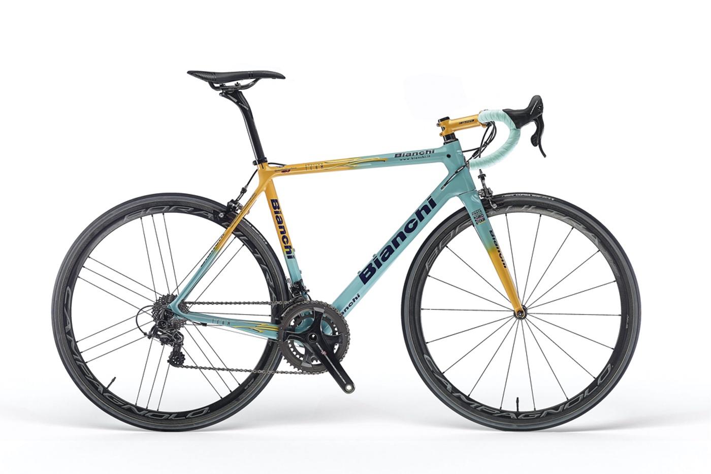 Bianchi Specialissima Pantani 20 Aniversario