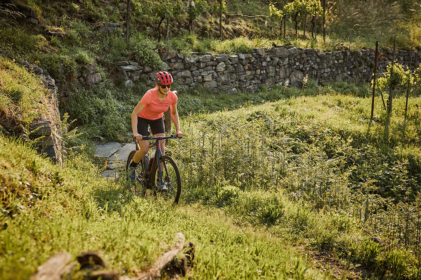 BMC Alpenchallenge AMP Cross, una e-bike para Gravel