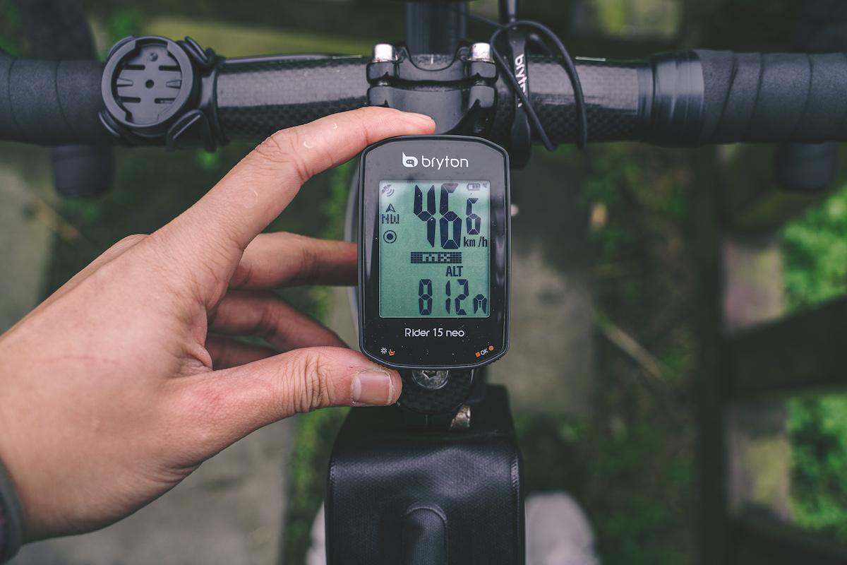 Bryton Rider 15 Neo; potencia y sencillez al mejor precio