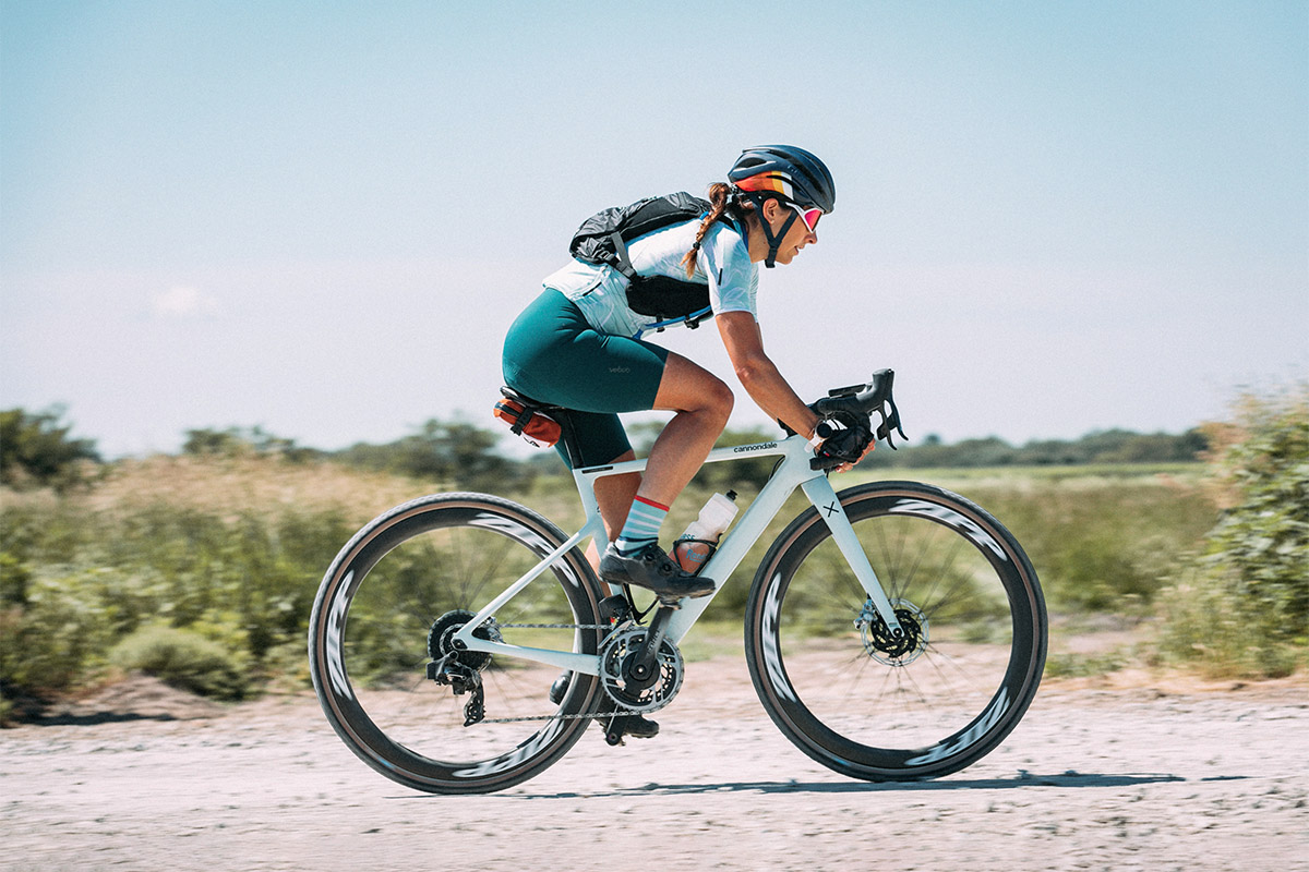 Nuevas Cannondale SuperSix EVO CX para ciclocross y SuperSix EVO SE para Race Gravel