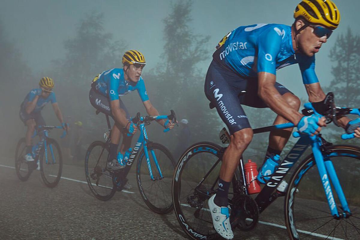 """Con Canyon Pro Bikes Originales puedes llevar la auténtica bici de un """"pro"""""""