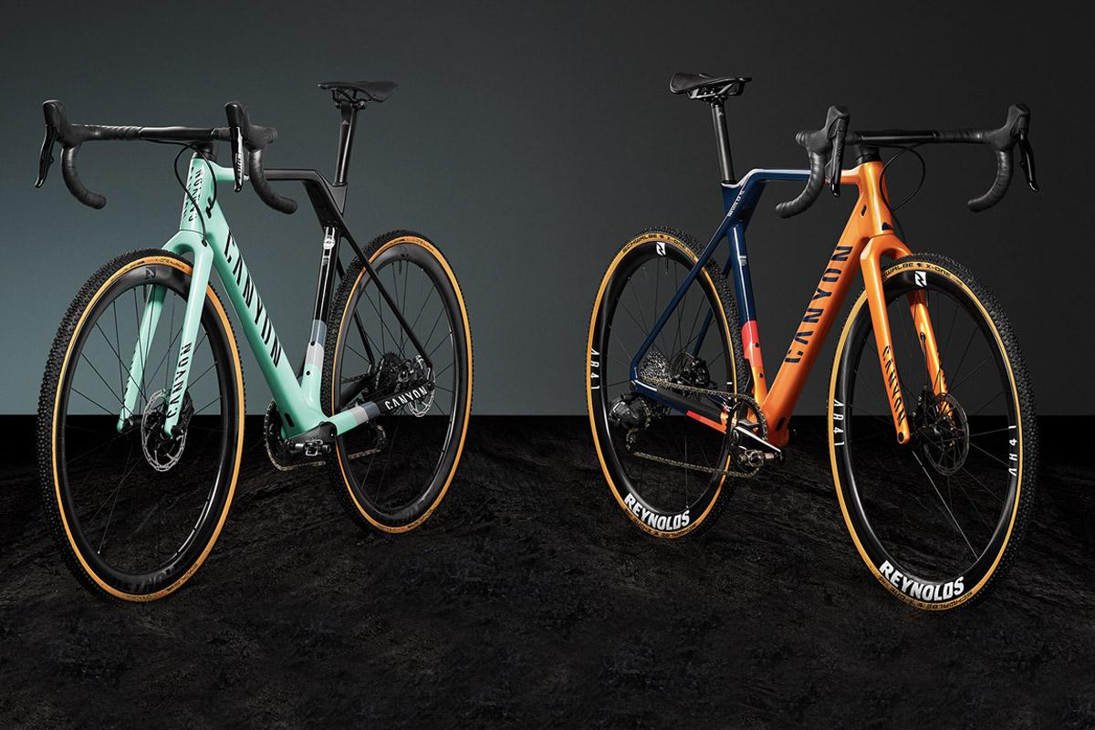 Nueva gama Canyon Inflite 2022; la ciclocross que solo sabe ganar