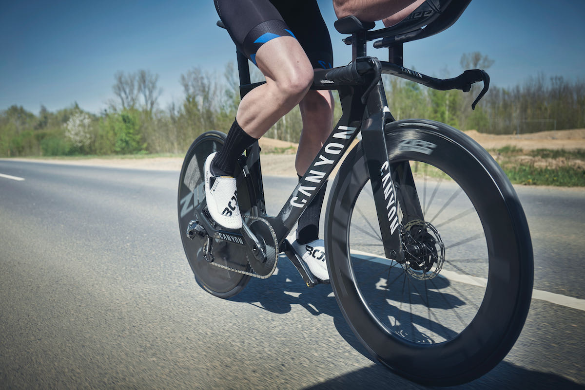 Canyon Speedmax CFR TT Disc