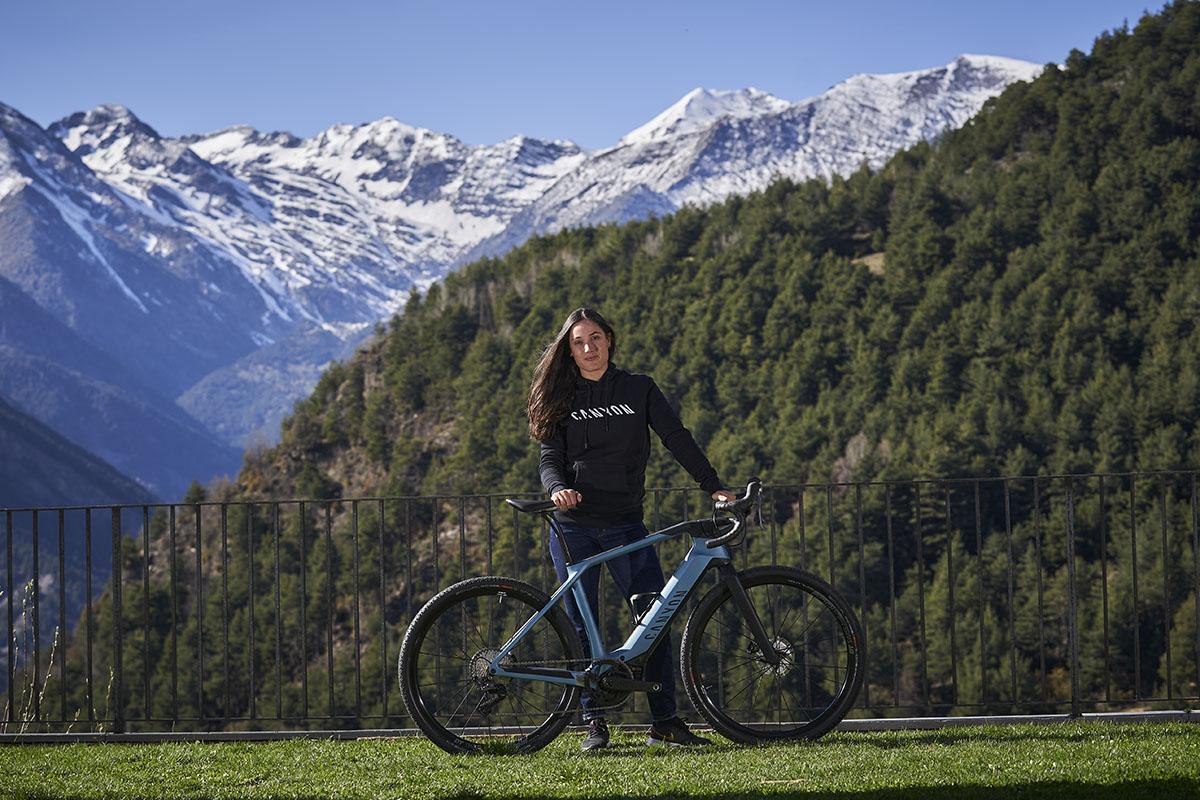 Canyon ficha a Carla Nafría, que vuelve a la competición