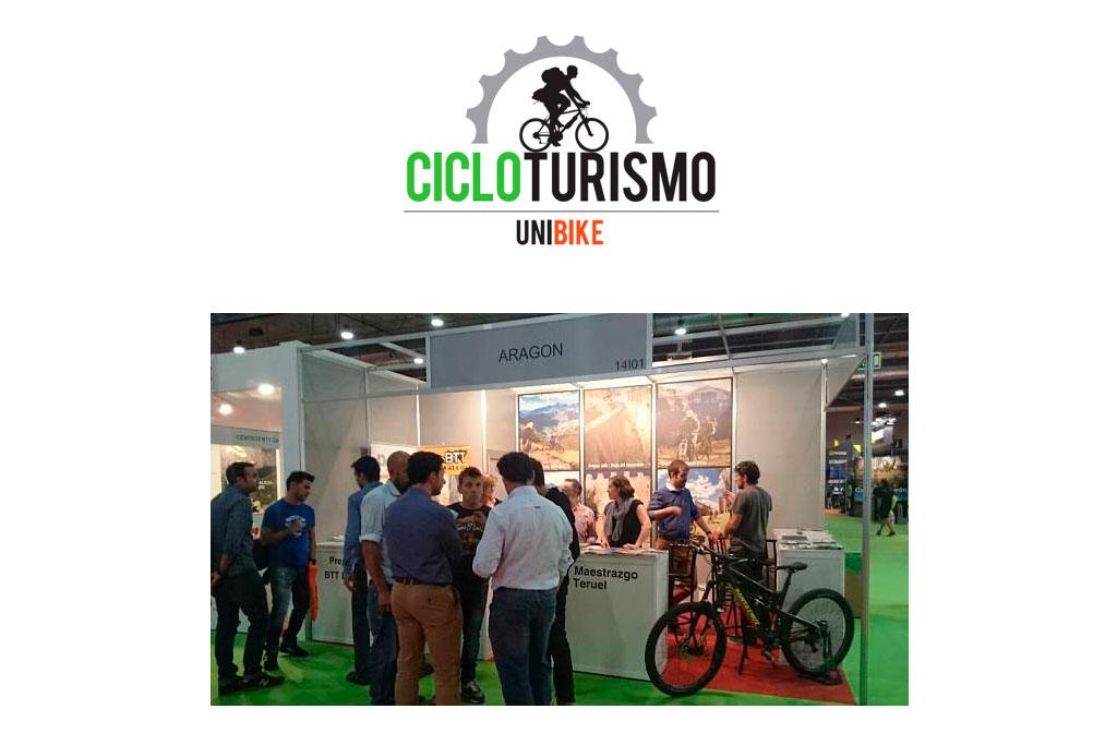 El Turismo en Bicicleta tendrá su propio espacio en Unibike