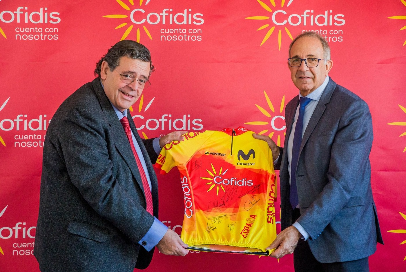 Cofidis y la Real Federación Española de Ciclismo han renovado su compromiso para los próximos 3 años (2019-2021)