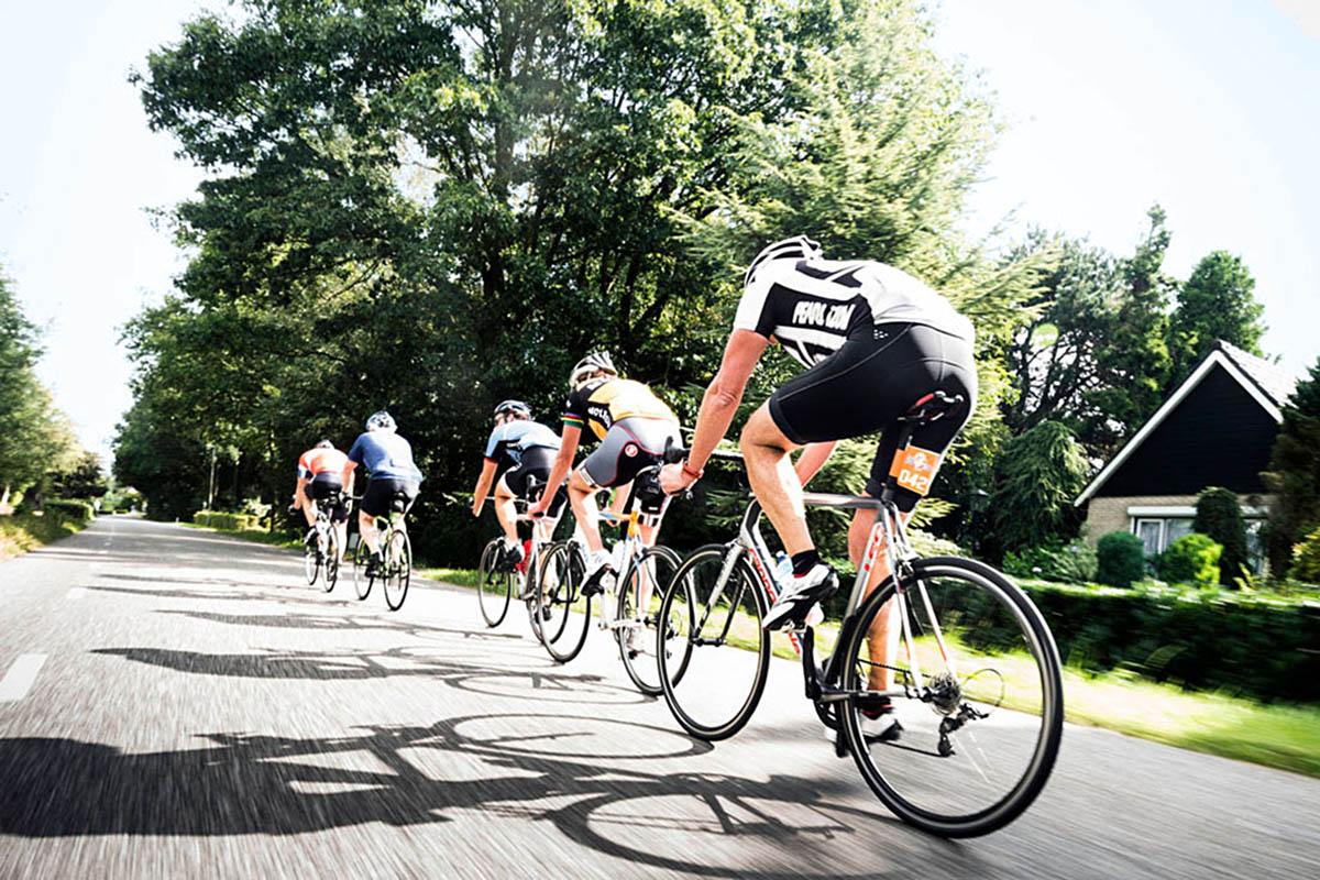Se puede hacer ciclismo, pero con muchas limitaciones y con la fecha en el aire