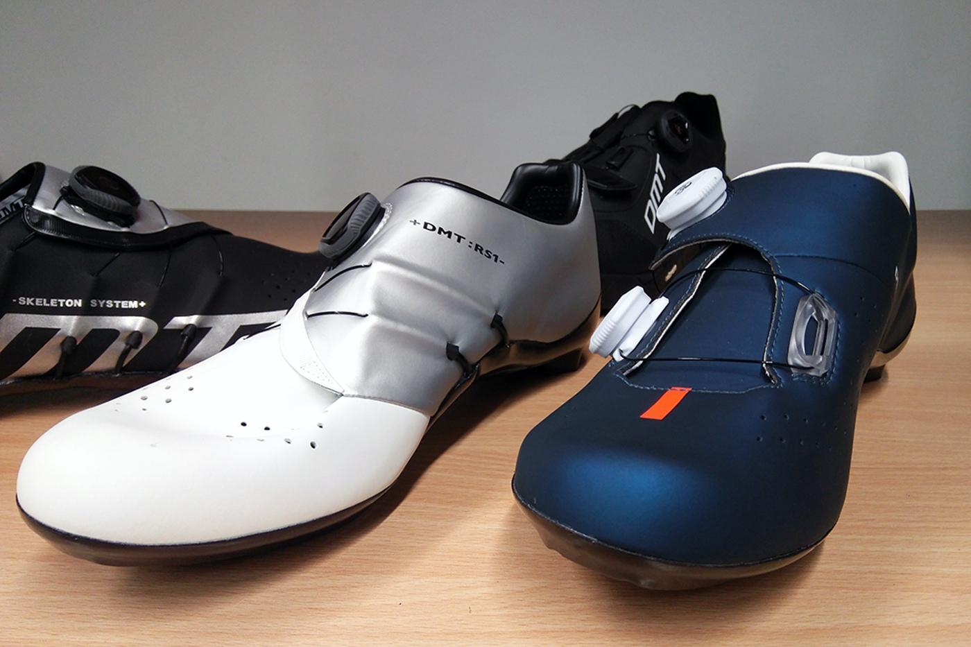 D1, D3, D5... Nuevo catálogo de zapatillas DMT