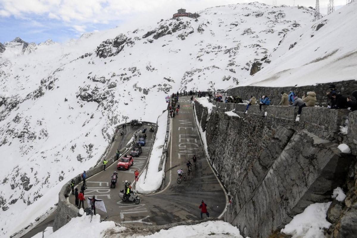 Las 5 etapas del Giro de Italia 2021 que no puedes perderte