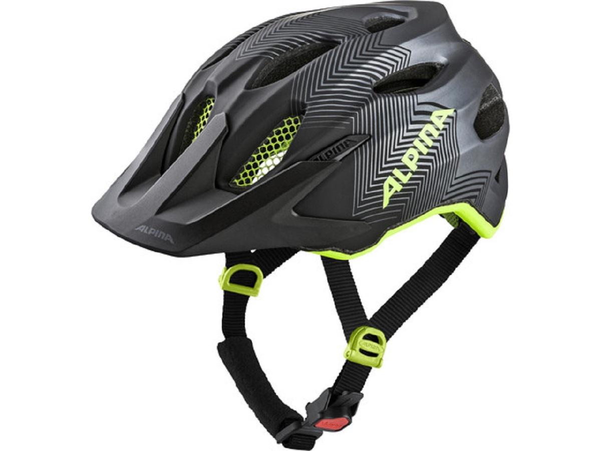 Gama de cascos Kids de Alpina