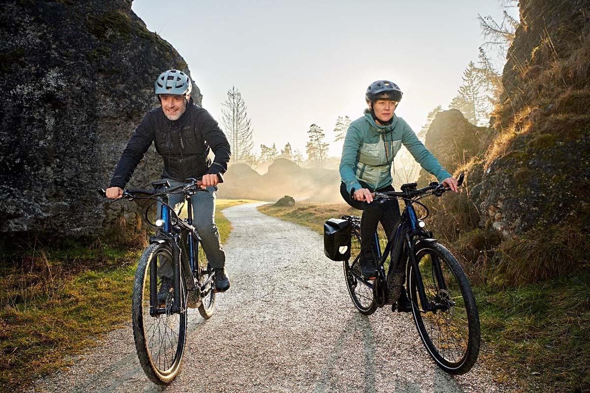 Giant Explore E+, una e-bike de trekking y ciclismo urbano por 2.599 €