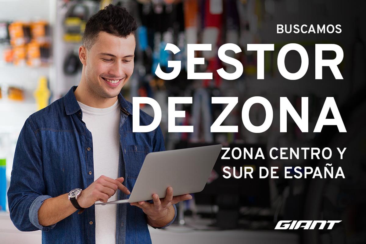 Oferta de trabajo: Giant busca un Gestor de Zona para Centro y Sur de España