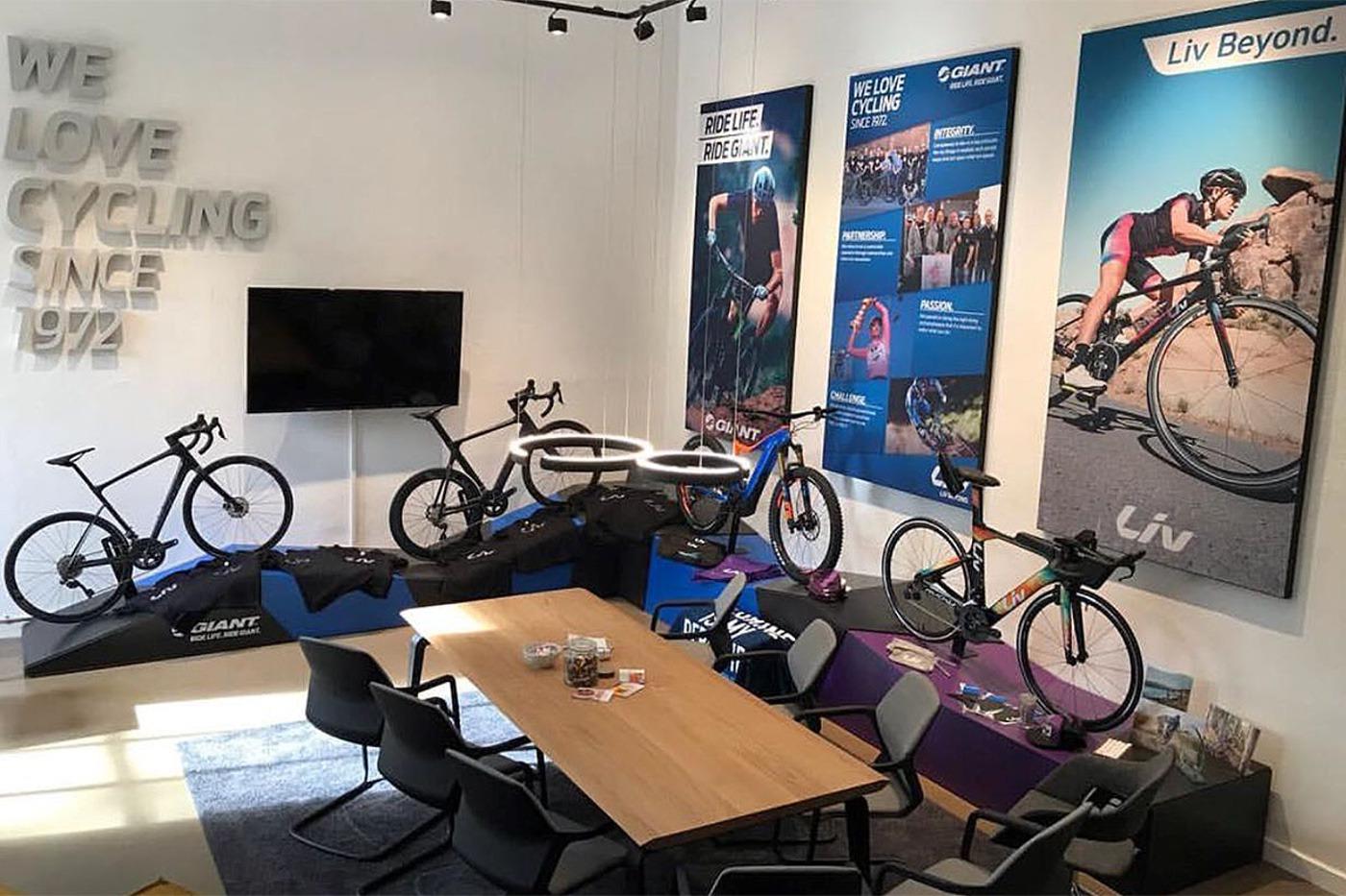 Oferta de trabajo en Giant Bikes Ibérica