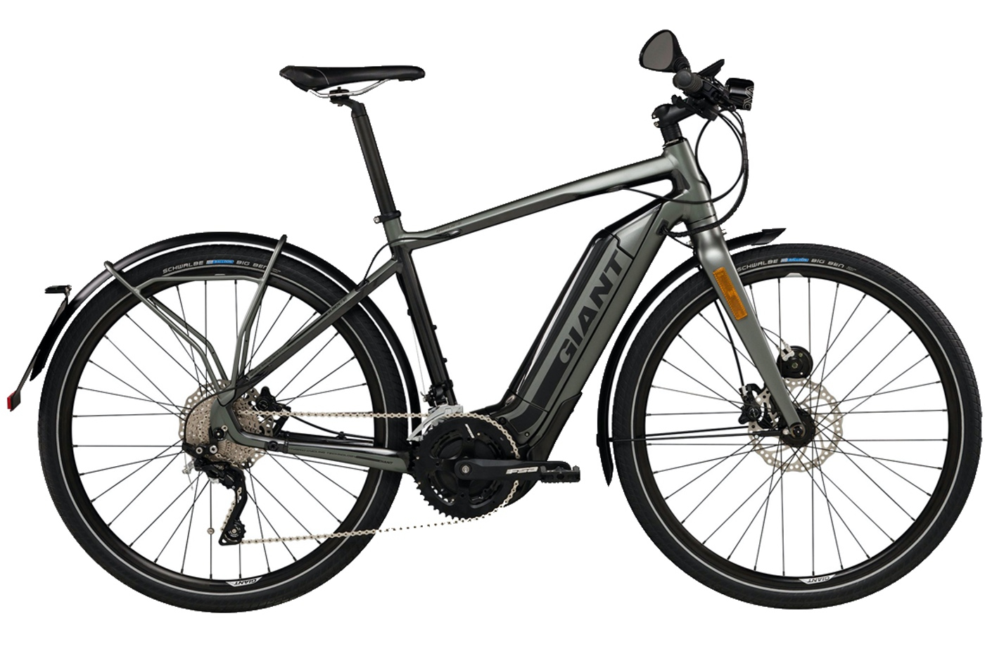 Giant Quick E: Así se matricula una e-bike