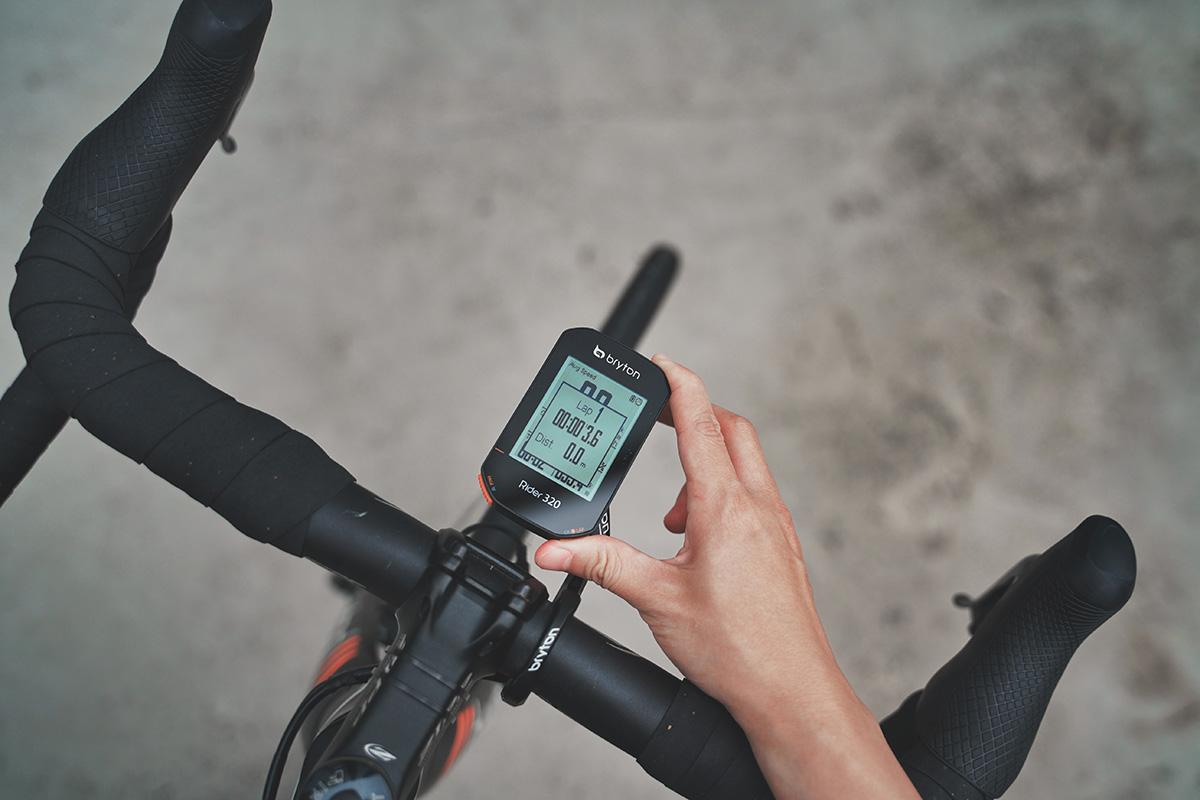 GPS Bryton RIDER 320