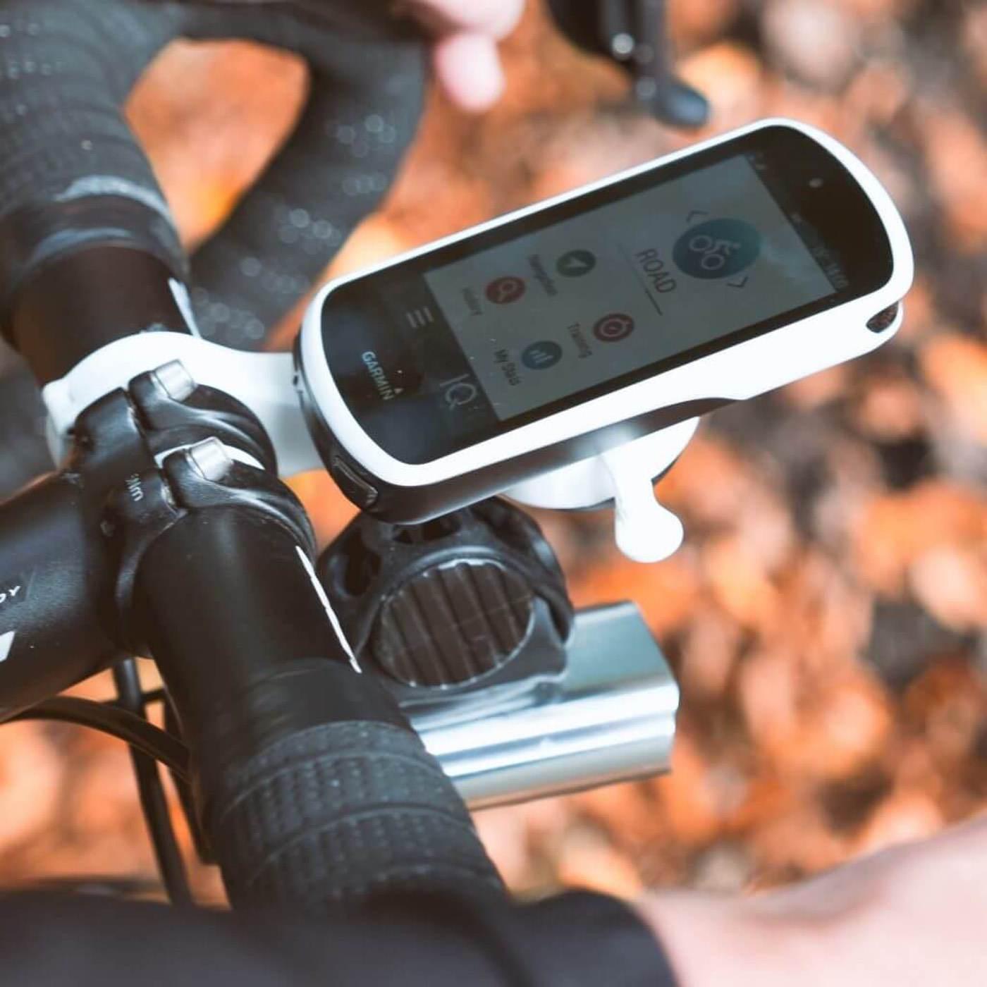 Hidemybell: soporte de GPS y timbre