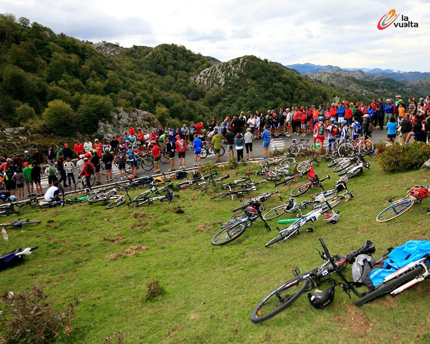 Los seis puertos de La Vuelta que no te puedes perder