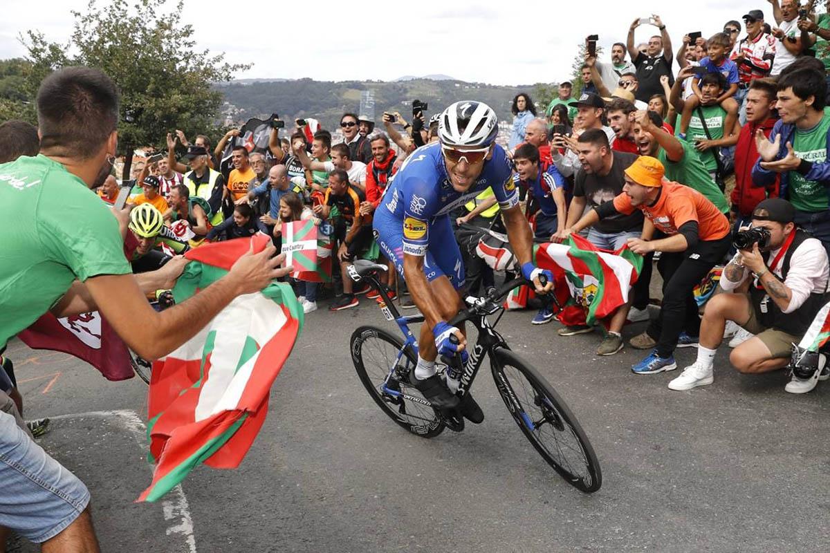 Detalles de La Vuelta 2020: 18 etapas y saldrá desde Irún