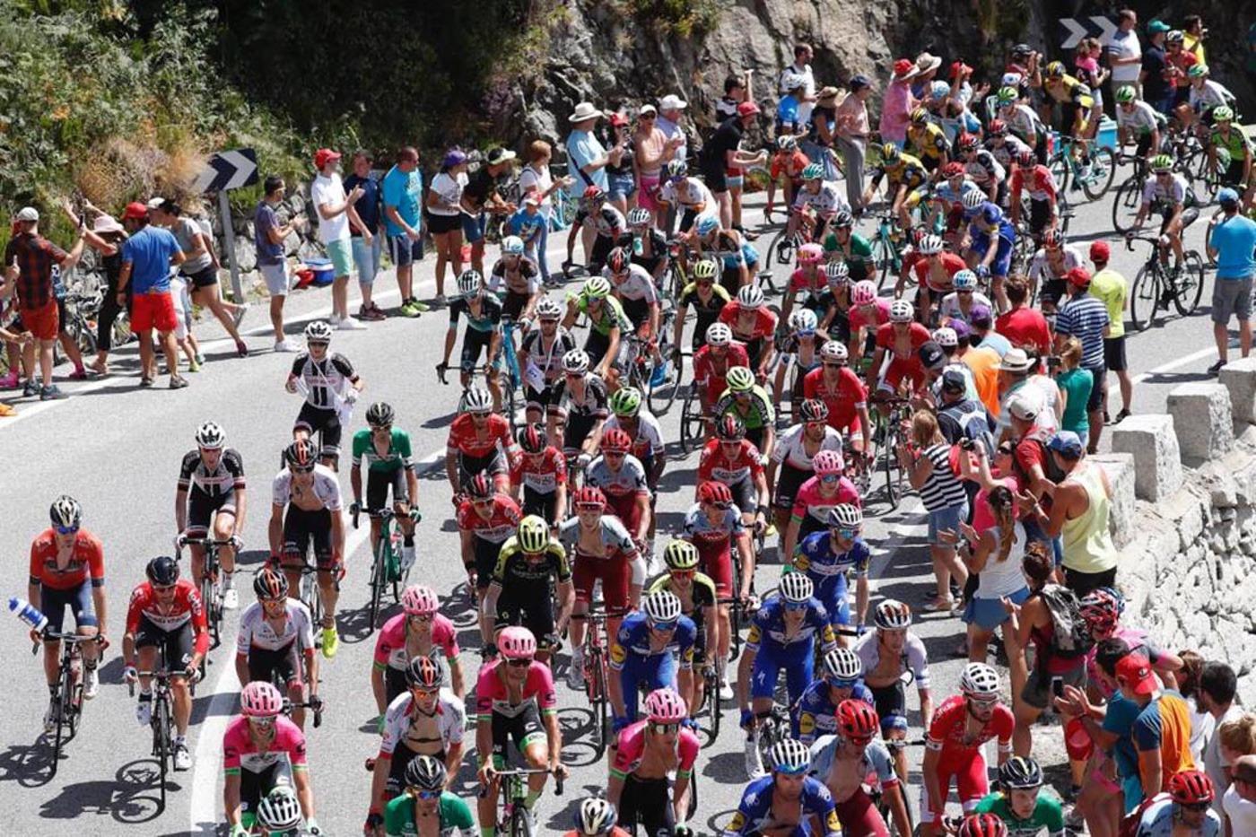 Ciclistas a seguir en Strava durante La Vuelta'18