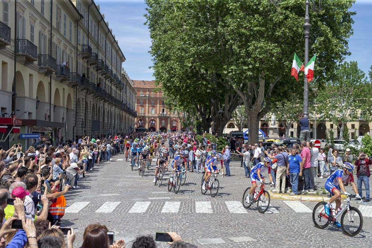 Lapierre y RCS unen fuerzas para patrocinar 3 de las carreras en Italia
