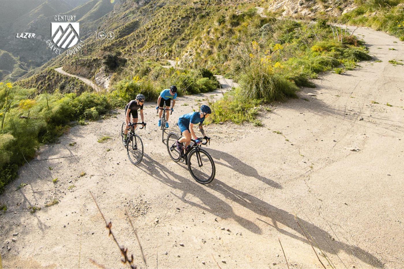 Lazer Century Gravel Journey: 100 años, 100 km y 100 ciclistas