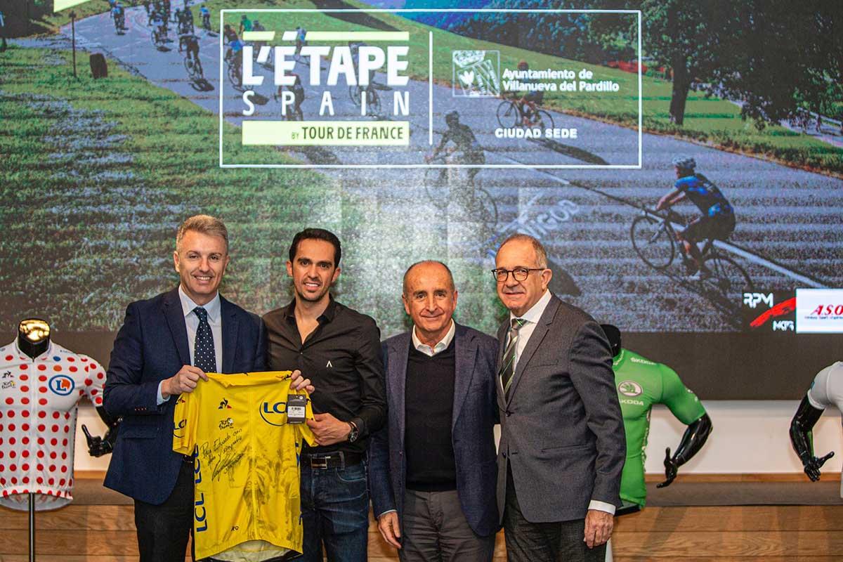 L'Étape by Tour de France llega a España