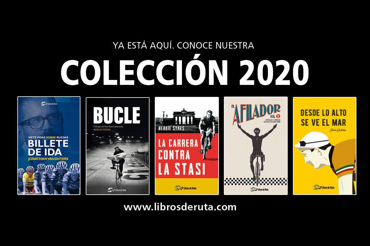 5 novedades en el catálogo de Libros de Ruta 2020