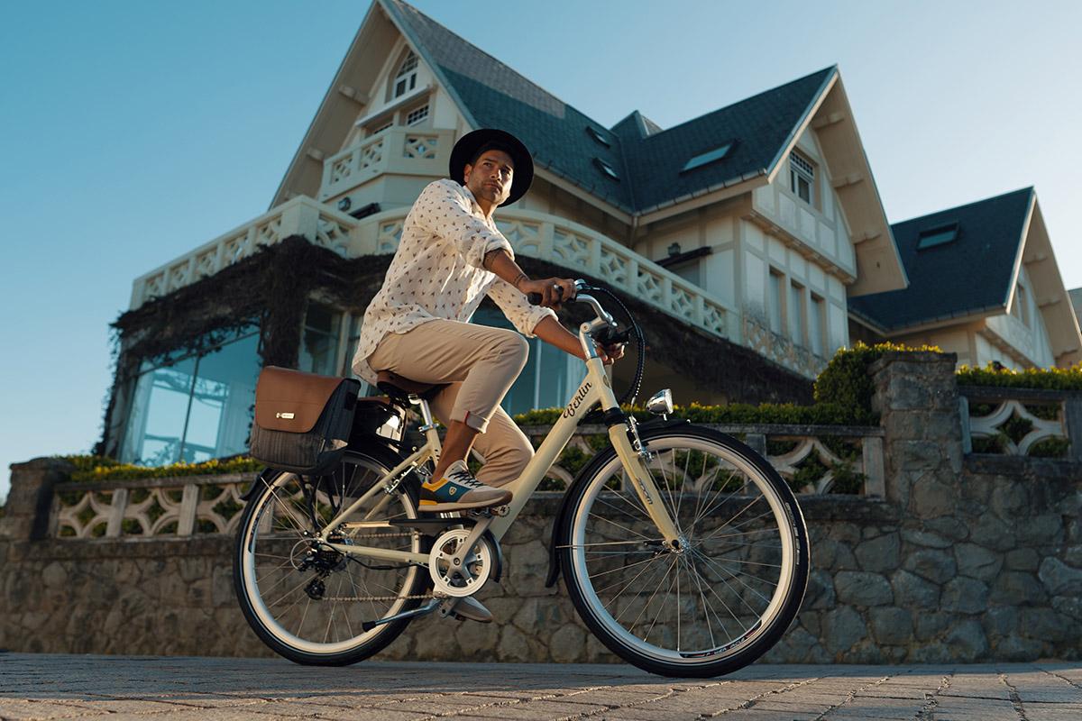 Nueva Littium Berlin Classic, una e-bike moderna con aspecto vintage