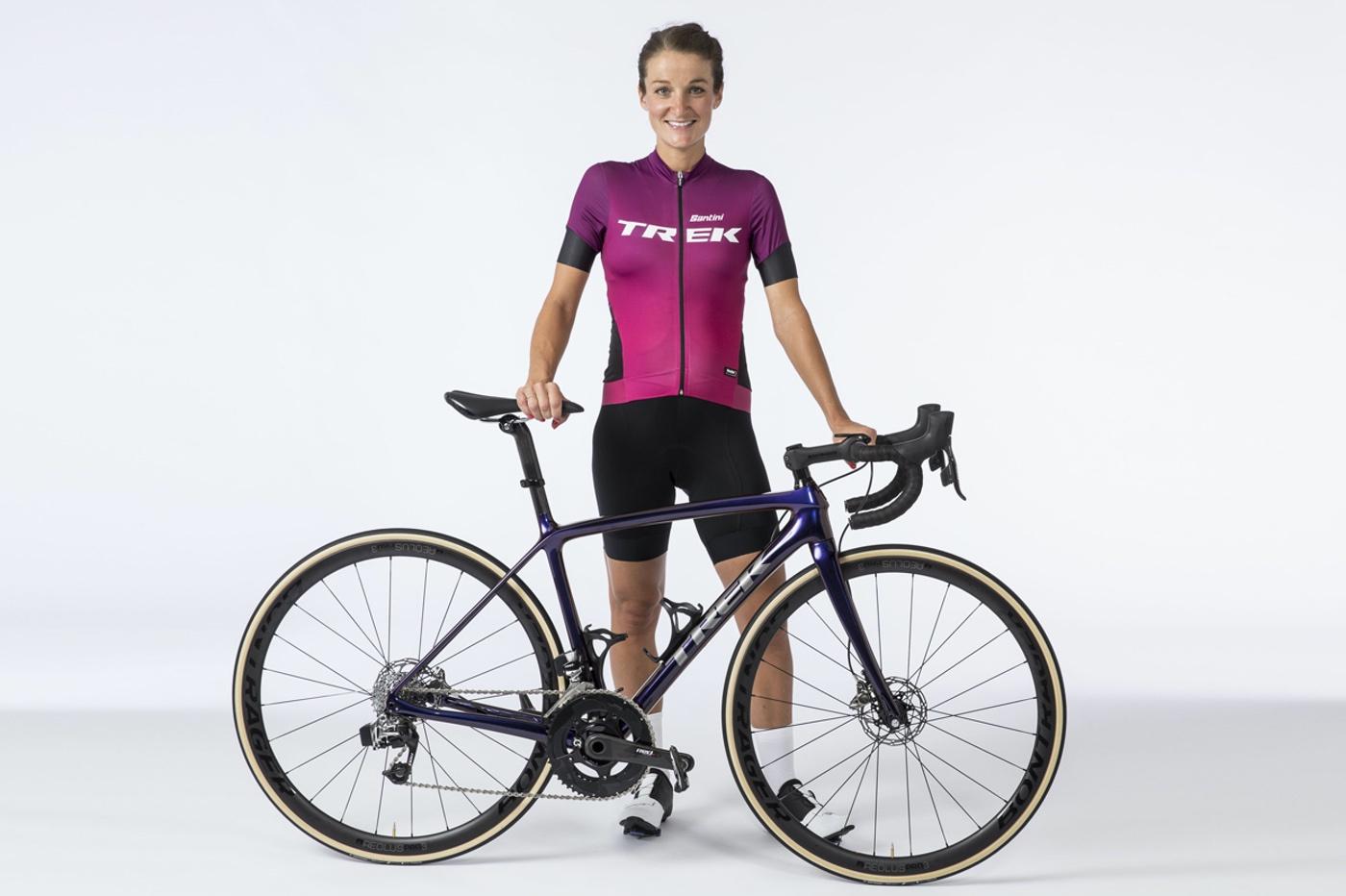 Trek y Lizzie Deignan unen fuerzas en un equipo ciclista femenino