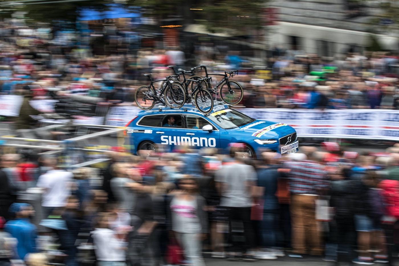 Shimano será asistencia técnica en el Giro de Italia