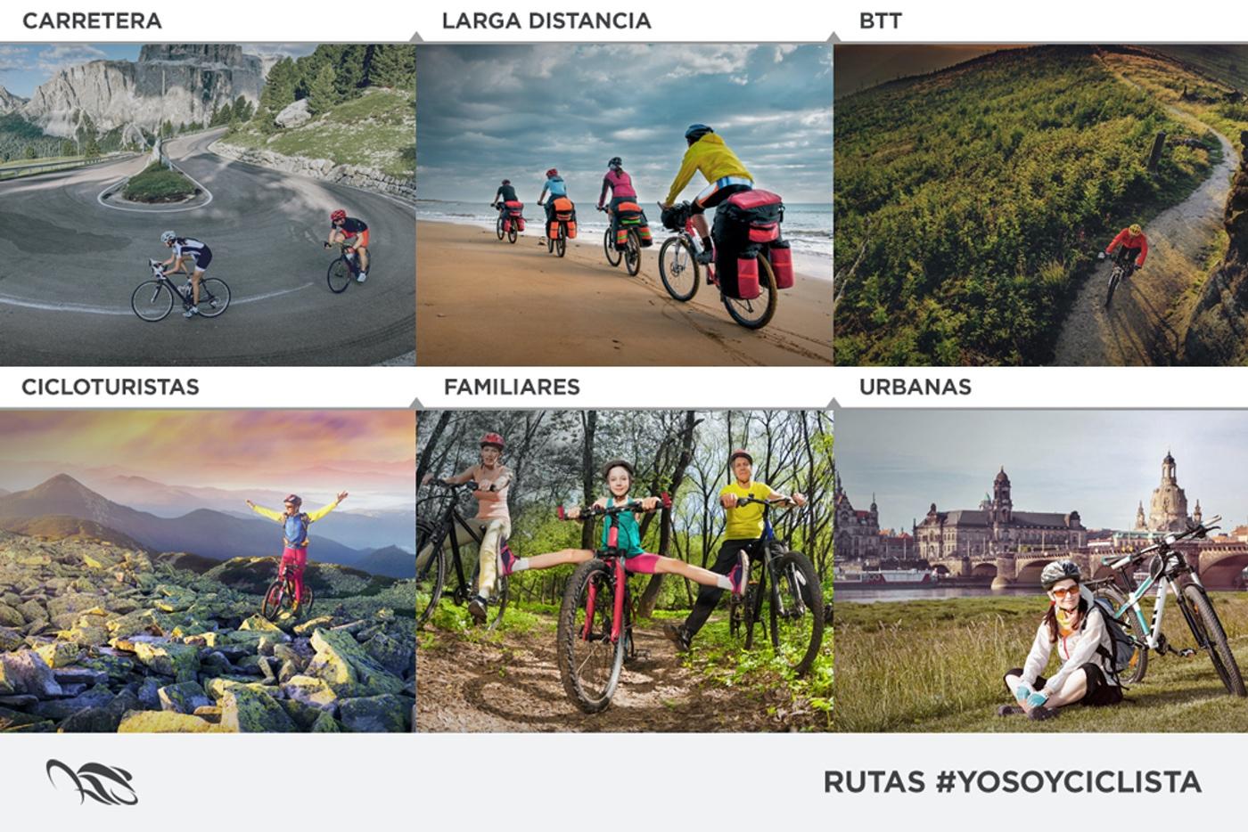 Rutas en Bici: la apuesta de la RFEC por una comunidad ciclista