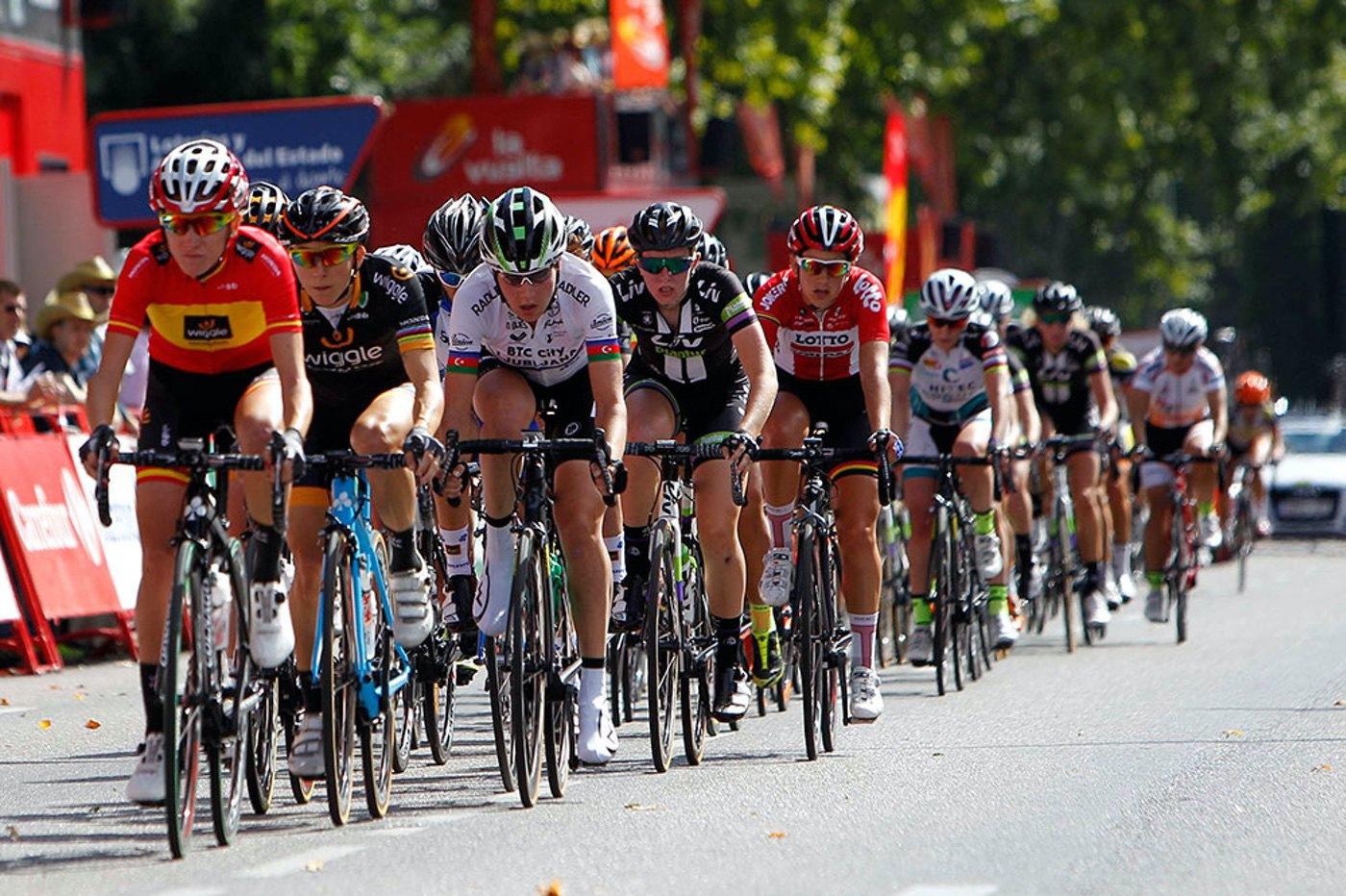 Madrid Challenge by La Vuelta se celebra durante la última etapa de La Vuelta