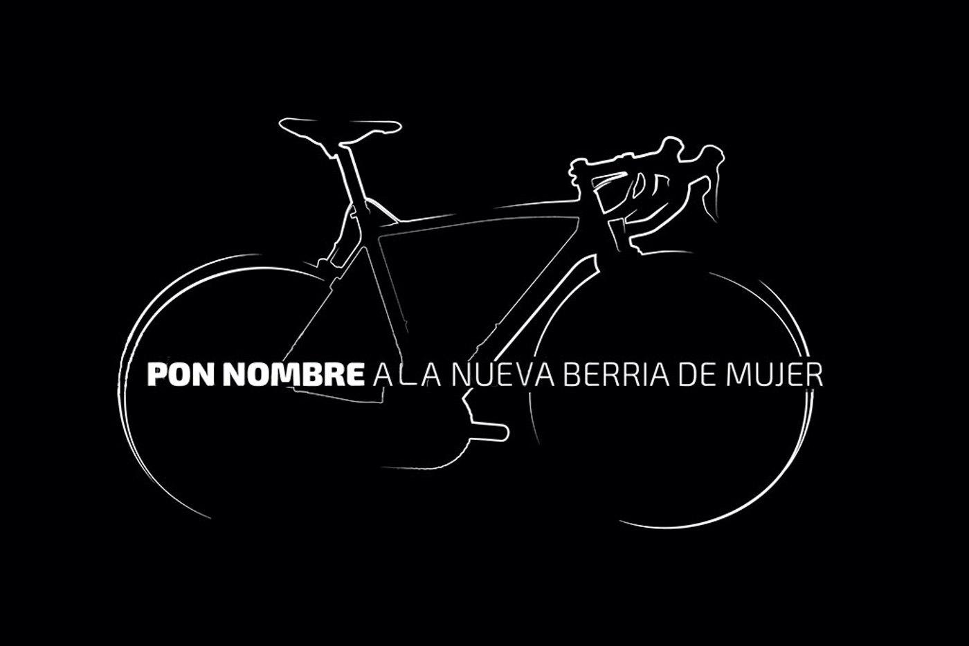 Nueva gama Berria: más opciones para el ciclismo femenino