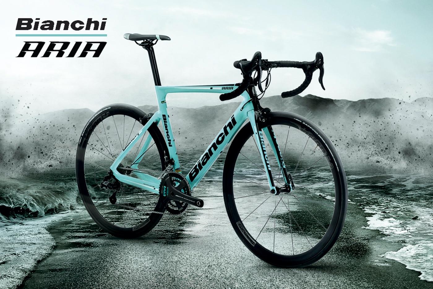 Bianchi Aria: Objetivo triatlón