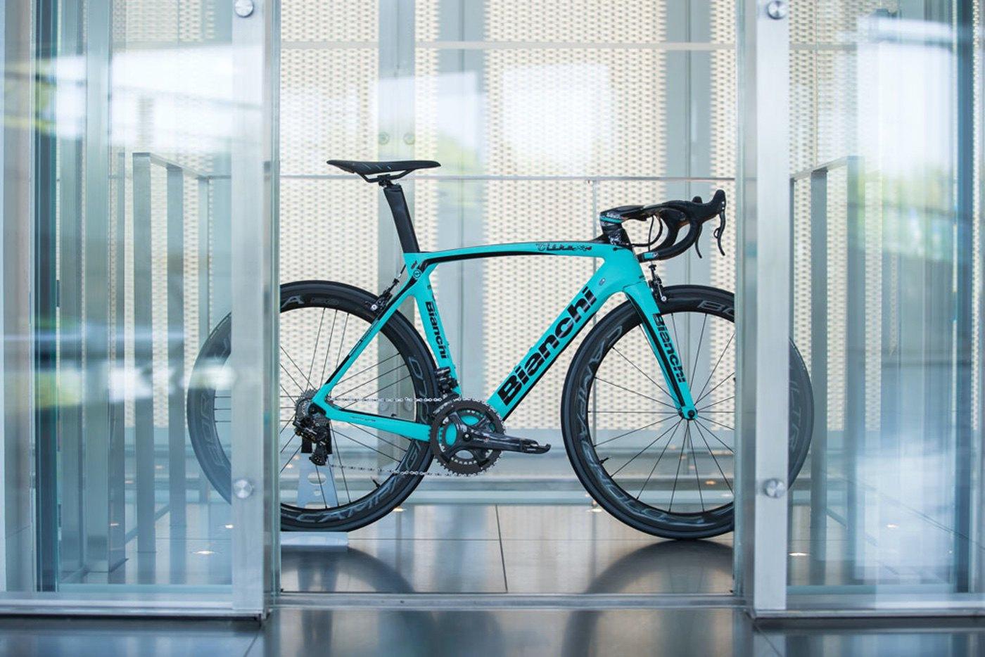 Ya puedes personalizar tu Bianchi Oltre XR4