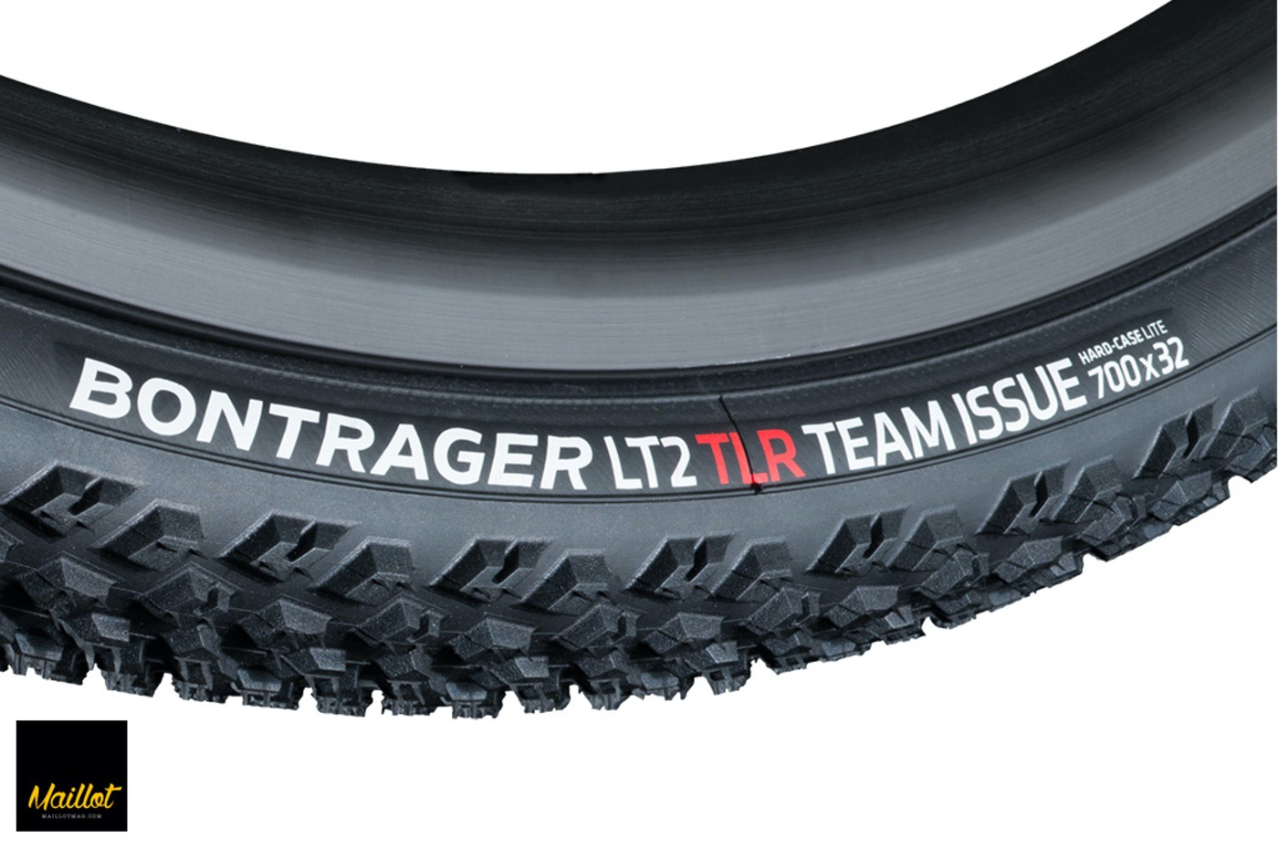 Bontrager LT2 Team Issue TLR, la cubierta para gravel
