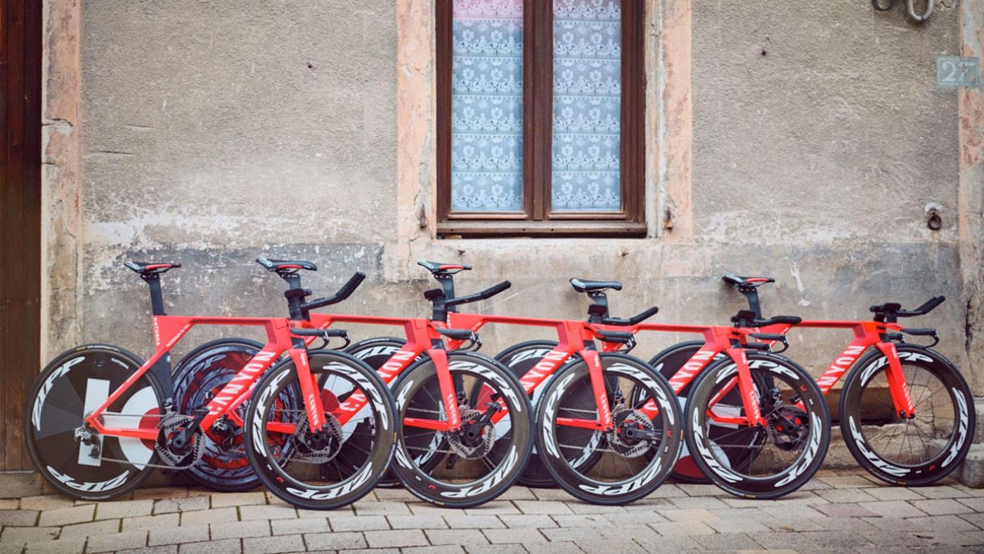 ¿Quieres comprar una de las bicis de los pros? Con Canyon puedes