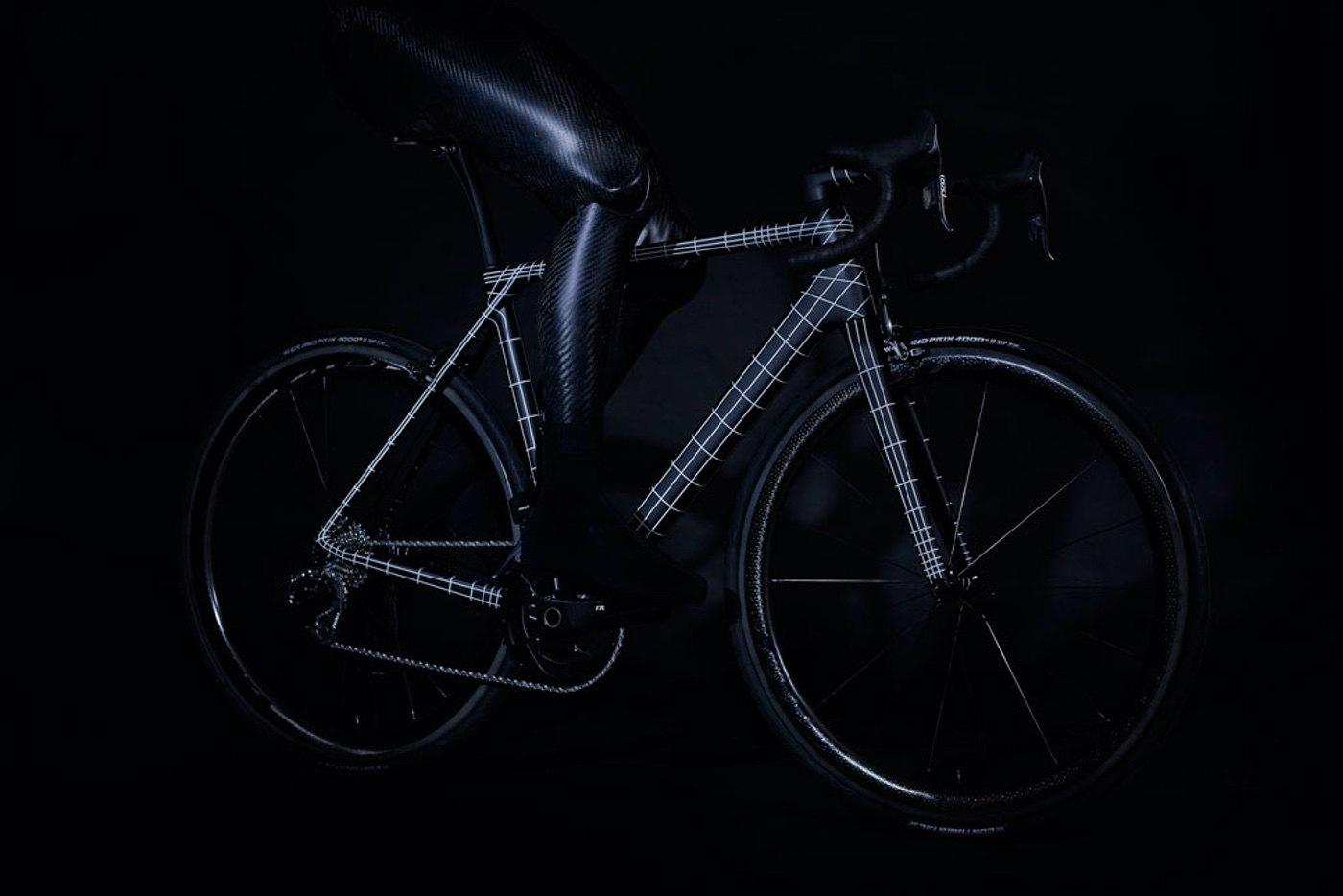 Canyon X Kraftwerk: y forma parte de la exclusiva historia ciclista de Canyon