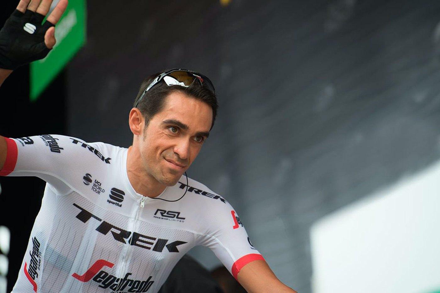 La Vuelta otorga el dorsal número 1 a Alberto Contador