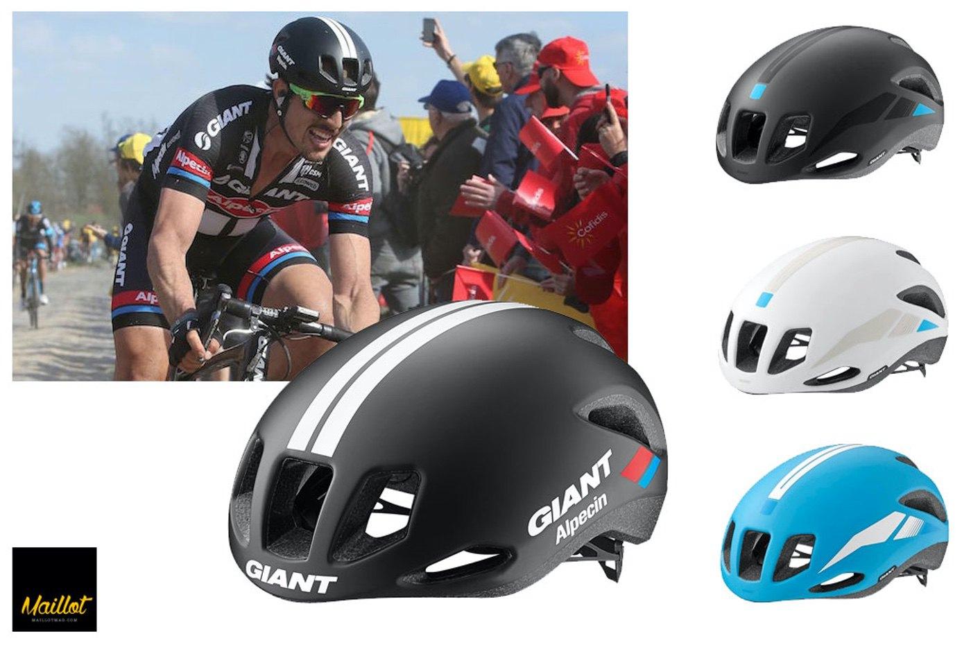 Rivet el casco aerodinámico de Giant