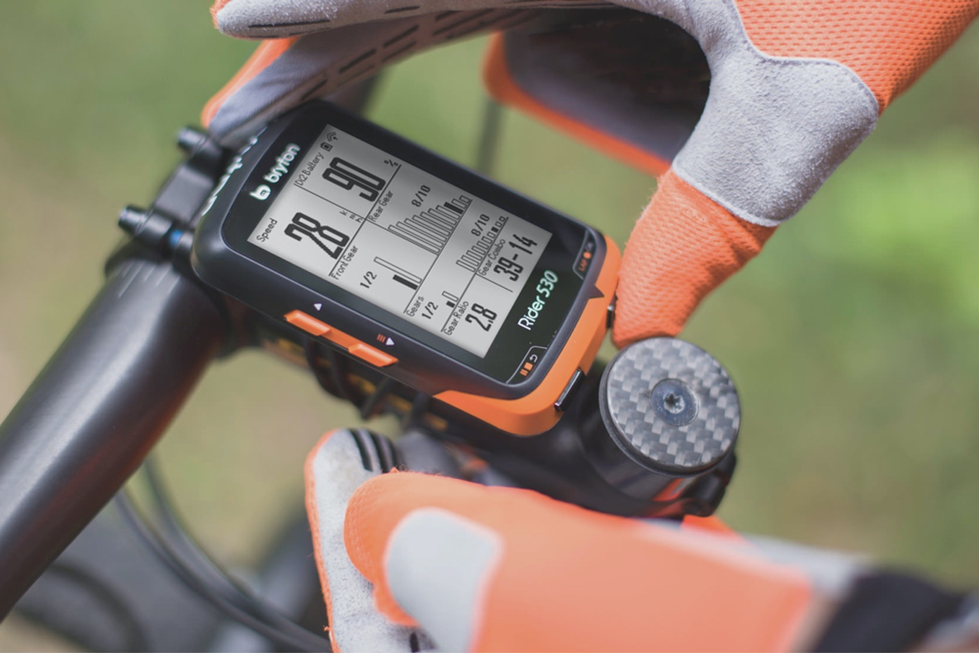 Los GPS Bryton llegan a España con Merida Bikes SWE