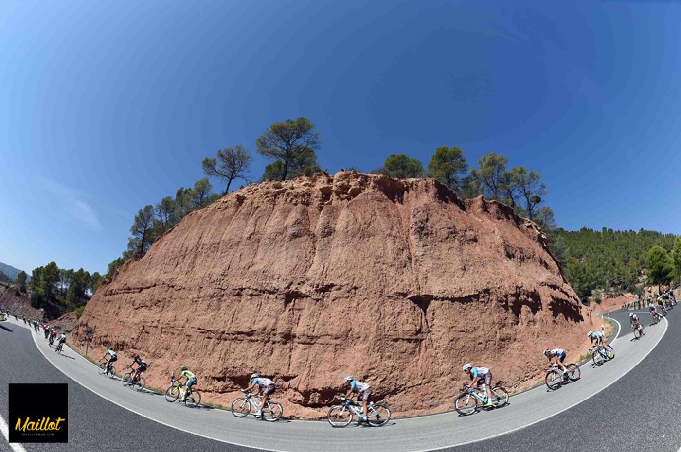 Santini SMS cambia el look de La Vuelta