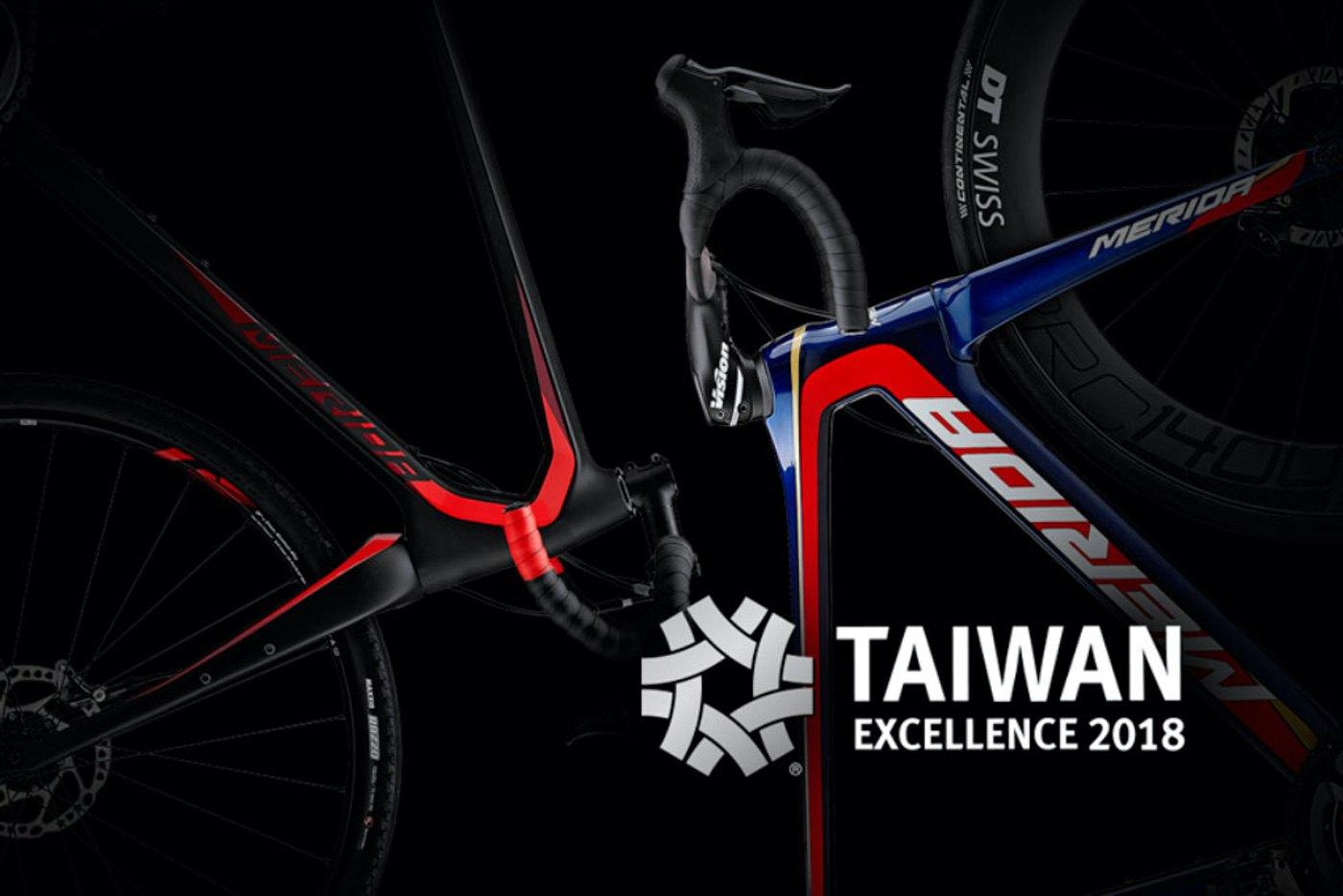 Merida Bikes se lleva la plata en los Premios Taiwan Excellence 2018