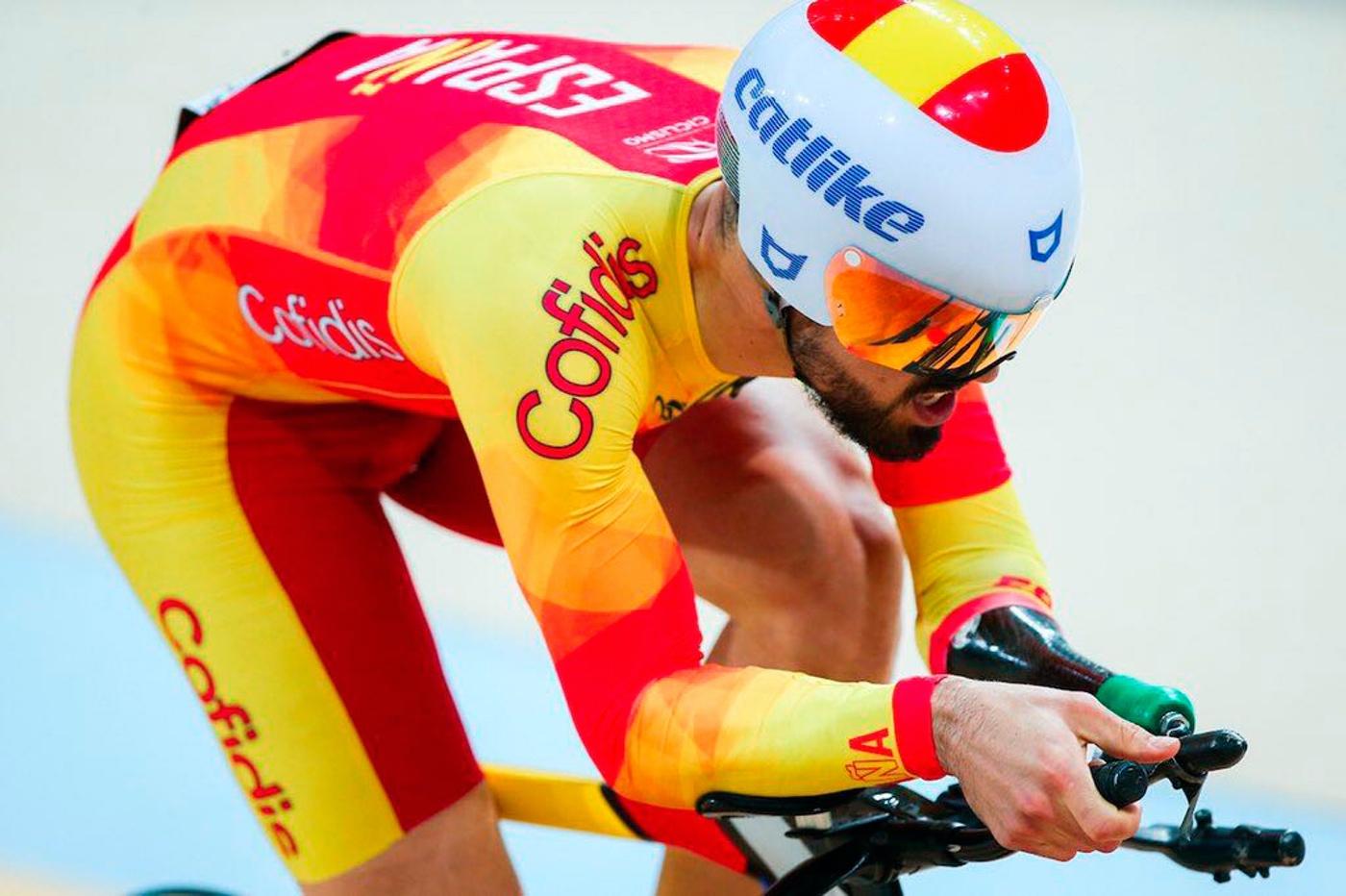 Mundial de Ciclismo Adaptado: España debuta con dos medallas de oro
