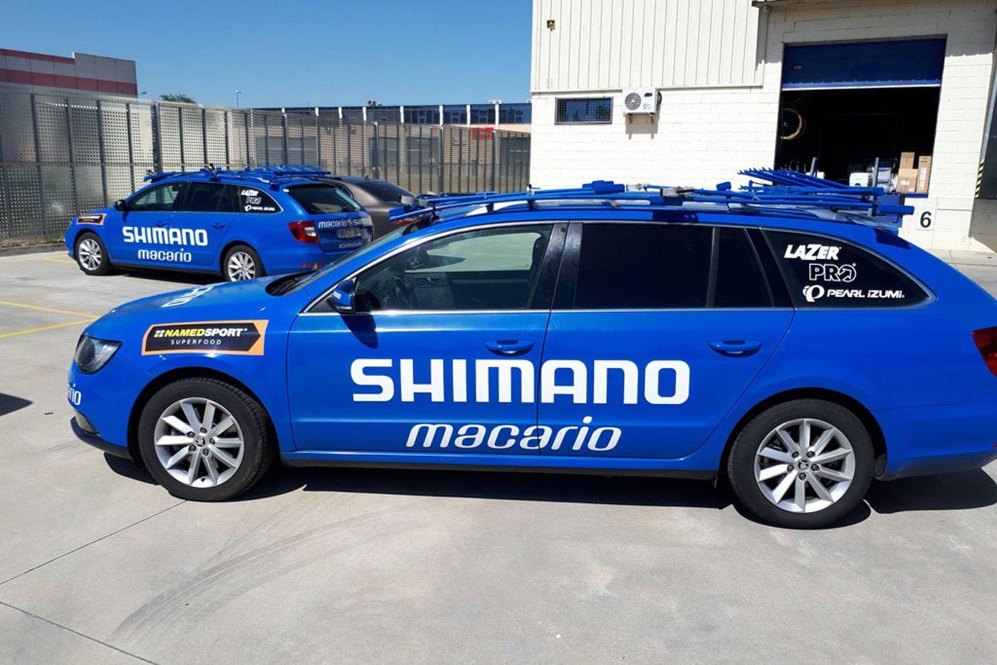 NamedSport la nueva marca de Macario Llorente