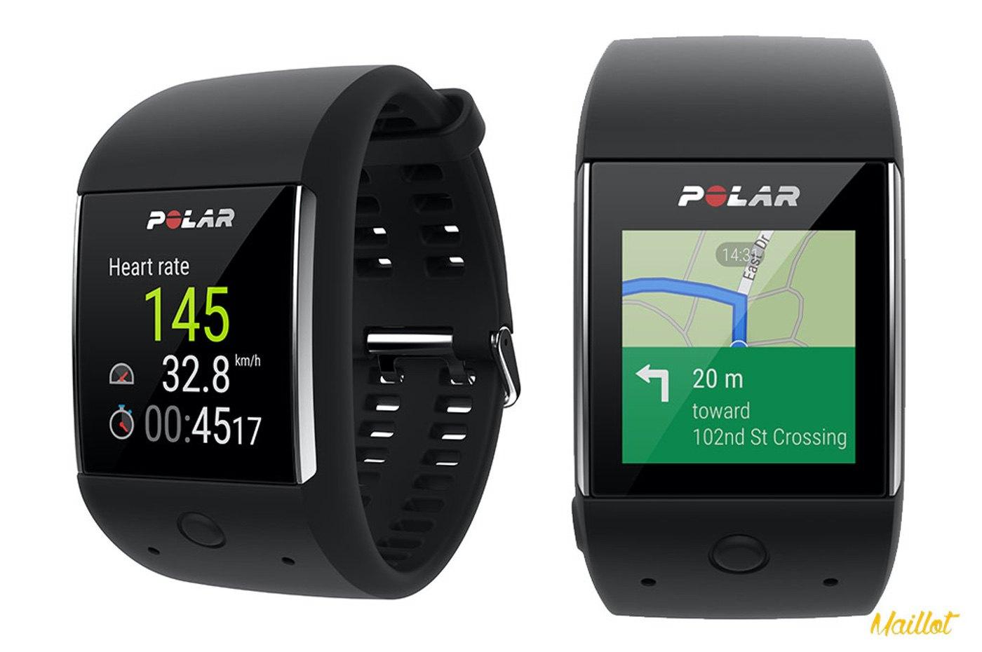 """Polar M600 con pantalla táctil a color de 1.3"""""""