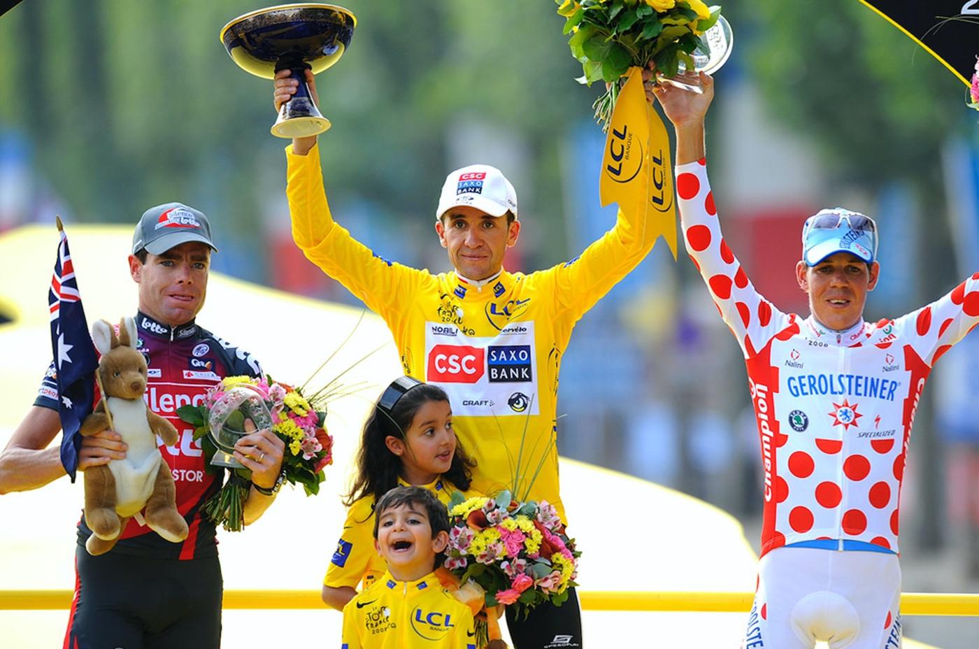 Rotor, el denominador común de la victoria en el ciclismo