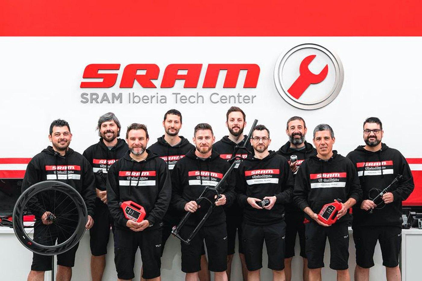 Sram abre un Centro de Servicio Técnico en España